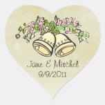 Wedding Bells Stickers