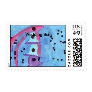 Wedding Bells, Wedding Bells Postage Stamps