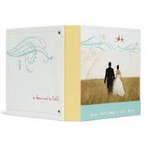 Wedding Binder binders