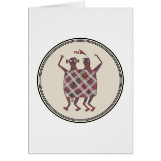 Wedding Blanket, Image 2, Card