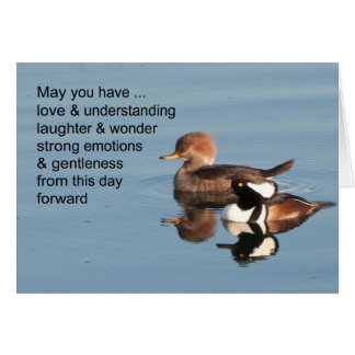 Wedding Bliss - May Have Love and Understanding Card