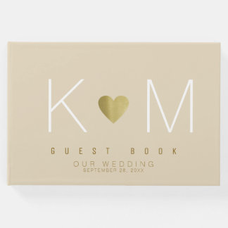 wedding-book, taupe guest book for memorable days
