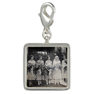 Wedding bouquet charm | add your photo