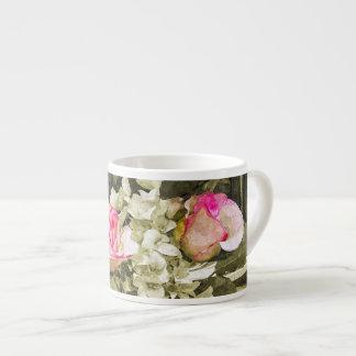 Wedding Bouquet Espresso Cup