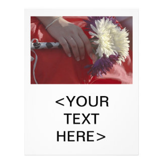 Wedding Bouquet Flyer