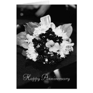 Wedding Bouquet Greeting Card
