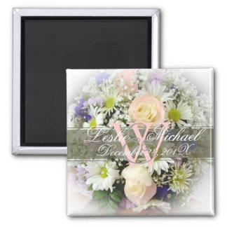Wedding Bouquet, Magnets