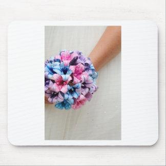 Wedding Bouquet Mouse Pad