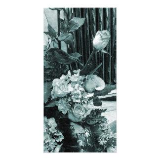 Wedding Bouquet Photo Card