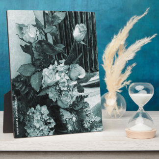 Wedding Bouquet Plaque