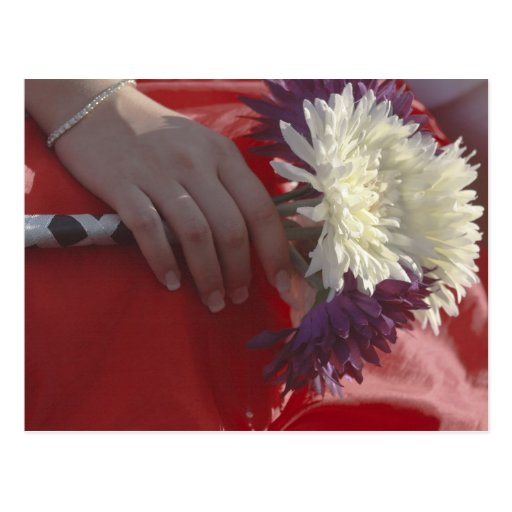Wedding Bouquet Postcard