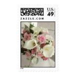 Wedding Bouquet Stamps