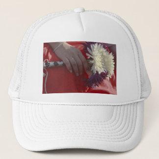 Wedding Bouquet Trucker Hat
