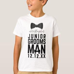 15d856249494 Groomsmen T-Shirts - T-Shirt Design & Printing   Zazzle
