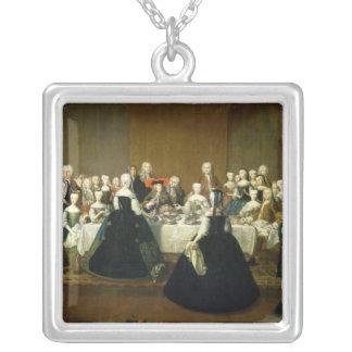 Wedding Breakfast Custom Necklace