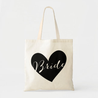 Wedding Bride Heart Bag