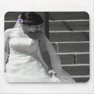Wedding Bride Mousepad