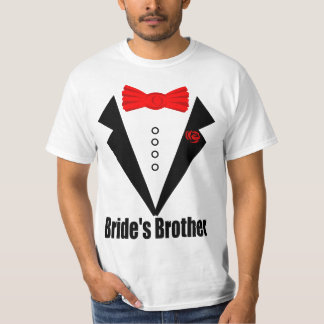 wedding,brother of the bride T-Shirt