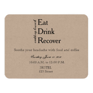 sunday brunch invitations zazzle