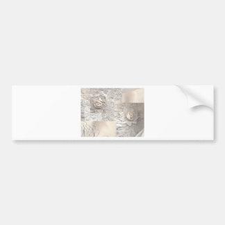 Wedding Bumper Sticker