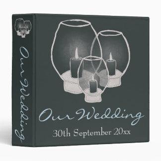 Wedding By Candlelight, binder