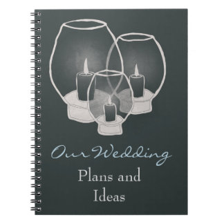 Wedding By Candlelight, Notebooks