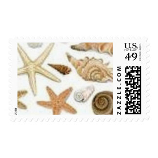 Wedding by The Shore Postage