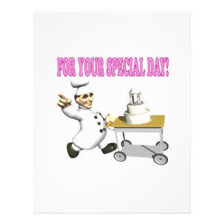 Wedding Cake 6 Flyer