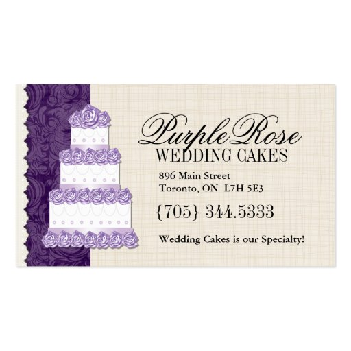 wedding cake business from home wedding cake artist business cards zazzle 22133