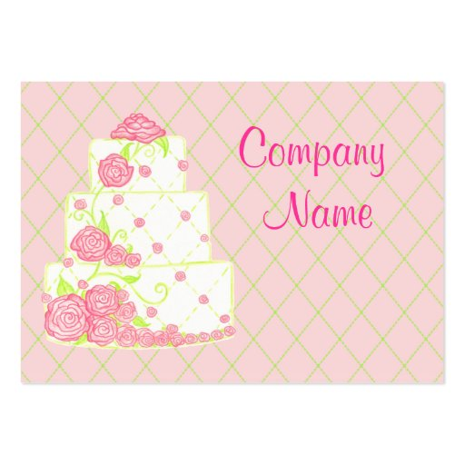wedding cake business from home wedding cake business card zazzle 22133