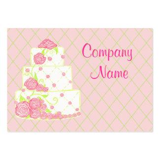 Wedding Cake Business Card