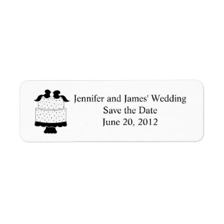 Clipart Return Address Labels & Templates | Zazzle