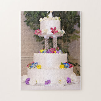 Wedding Cake Jigsaw Puzzle