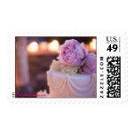 Wedding Cake Postage Stamp