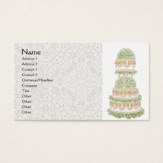 Wedding Cake Profile Card