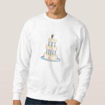 Wedding Cake Sweatshirt