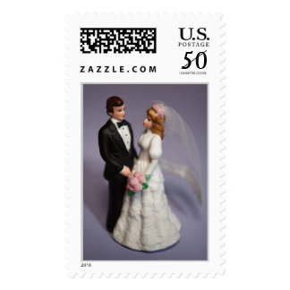 Wedding Cake Topper (1) Postage
