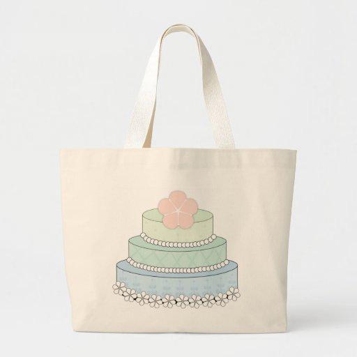 Wedding Cake Tote Bag