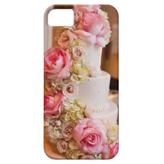 Wedding Cake with Flowers iPhone 5 Cover