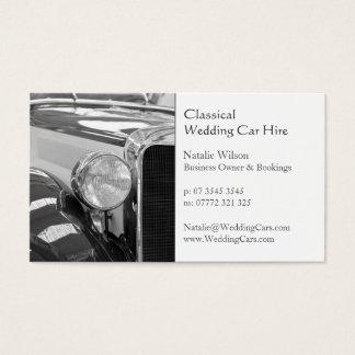 Wedding Car Business Cards Templates Zazzle