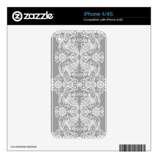 Wedding Card iPhone 4S Decal