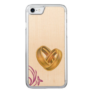 Wedding Carved iPhone 7 Case