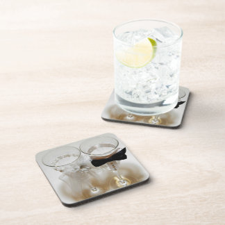 Wedding Celebration Glasses Drink Coaster