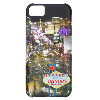 Wedding Celebration Las Vegas Cover For iPhone 5C