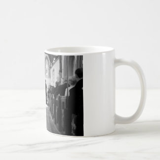 Wedding Ceremony Classic White Coffee Mug