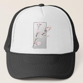 Wedding Cherry Blossoms Template Trucker Hat