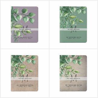 Wedding Companion Botanical