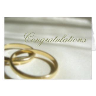 Wedding Congrats Cards