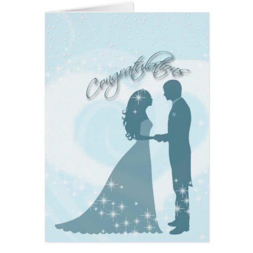 Wedding Congratualtions Card