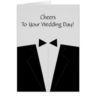 Wedding Congratulatory Card